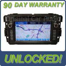 Unlocked Buick ENCLAVE OEM Radio NAVIGATION CD Player Voice Control 10400200