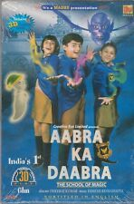 Aabra ka Daabra - Includes Four  3D Glasses  [Dvd] 1st Hindi 3D Dvd released
