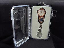 Dakota Watch ~ Magnifier Flip Clip, 7983-6 (Brown), Water Resistant w/H2O Box