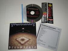 STRATOVARIUS/DREAMSPACE (5702) GIAPPONE CARDBOARD CD + OBI