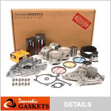 88-92 Mazda 626 MX6 Ford Probe 2.2L SOHC Overhaul Engine Rebuild Kit F2 VIN C