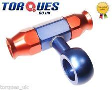 AN -6 (6AN AN6) Weber / Dellorto Carburettor Teflon Hose Fitting Banjo Tee