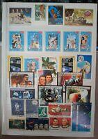 Raumfahrt Weltall  Briefmarken Timbres Sellos Stamps