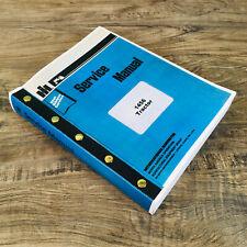 Farmall International 1456 Tractor Service Manual Repair Shop Book Overhaul Ih