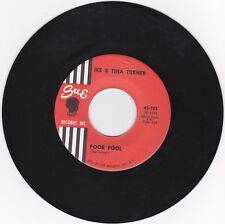 NORTHERN SOUL 45RPM - IKE AND TINA TURNER ON SUE - RARE!