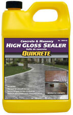 High Gloss Concrete Sealer Protects From Oil Grease Salt Acid Sealing Decorative