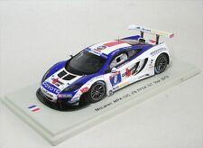McLaren mp4-12c n. 8 direttrici GT TOUR 2013 (A. Beltoise-L. Pasquali)