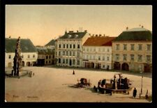 cartolina-postcard-postkarte-carte postale RETZ hauptplatz