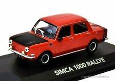 SIMCA 1000 RALLYE 1  1970  1978    1/43  PRESSE