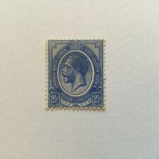 SOUTH AFRICA 1913 2.5d Blue hm cv£3.75 sg7 (K107)