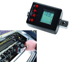 """BGS Digital Drehmoment Adapter 3/8"""" 27-135 Nm Knarre Aufsatz Drehmomentschlüssel"""