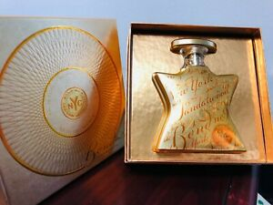 BOND No.9 NEW YORK SANDALWOOD 3.3 FL oz / 100 ML Eau De Parfum Spray In Box