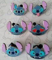 Stitch Emoji Blitz Booster Set Lilo and Stitch Choose a Disney Pin