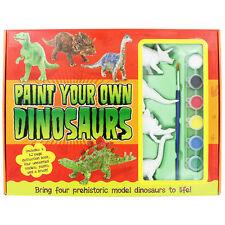 Paint Your Own Dinsoaur