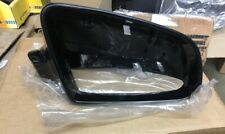 Audi A3 8P A4 B6 B7 A6 C6 Black OS Right Door Mirror Housing Cover 8E0857508B