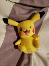 Tomy Pokemon Pikachu Toy Plushie