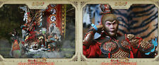 Inflames X NEWSOUL TOYS 1/6 Journey to the West MONKEY KING ON THRONE Deluxe Ver