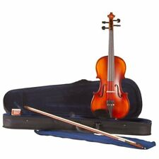 Koda Violin for Advanced Student , 4/4 Size Fiddle, Antique Brown Matt Finish...