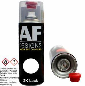 DAF DB112 Onatra Jaune 2K Spray Vernis Voiture Peinture Aérosol Pulvérisation