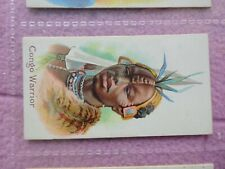 More details for taddy - natives of the world # congo warrior (nr very good)  6 close up photos