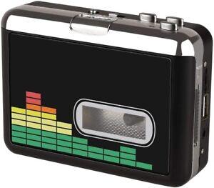 Lecteur Cassette USB Convertisseur Bande MP3 Musique Audio Portable Walkman