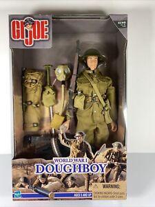 Vtg 1999 Hasbro GIJOE Classic Collection World War 1 Doughboy Figure New Sealed