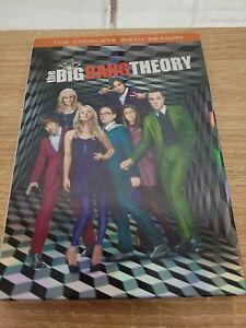 The Big Bang Theory: The Complete Sixth Season (DVD) - Free Shipping