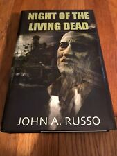 Night Of The Living Dead John A. Russo Signed Limited Edition Of 500 New