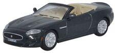 Oxford 76XK003 Jaguar XK Convertible Ultimate Black 1/76 Scale = New in Case -48
