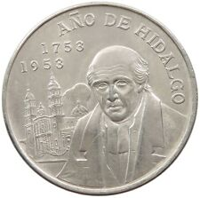 MEXICO 5 PESOS 1953 #a01 001