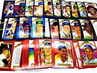 1986 1987 1988 1989 1990 Donruss Diamond Kings 5 Sets Lot KEN GRIFFEY BO JACKSON