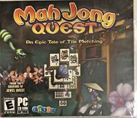 Mahjong Quest Pc Brand New Win10 8 7 XP