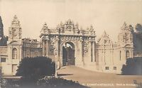 B92735 constantinople portail de dolmabagtche istanbul turkey