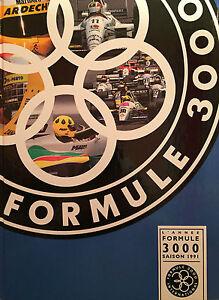 Formule 3000 : l'année formule 3000 saison 1991