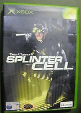 Tom Clancy's Splinter Cell  Xbox - Game
