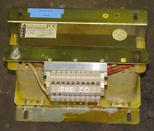FERRARI MARCO SAS AT 3.1500.404860 CLASS F 3PH 15VA 400-480-600 TRANSFORMER