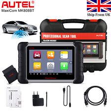Autel MaxiCOM MK808BT Auto Diagnostic Tool OBD2 Car Code Reader EPB ABS SRS DPF