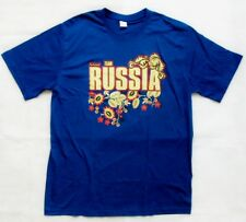 Team Russia Olympic Cotton T-Shirt size XL