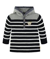 SO 18 STEIFF seaside Hoodie/ Kapuzenstrick gestreift    gr.92-104