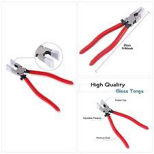 Heavy Duty Key Fob Pliers Tool Metal Glass Running W Flat Jaws St Art Supplies