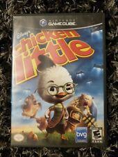 Disney's Chicken Little Complete Nintendo GameCube