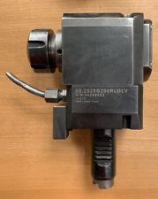Angetriebenes Werkzeug VDI 25 Aufnahme EWS ER 25 Index G200 Driven Tool