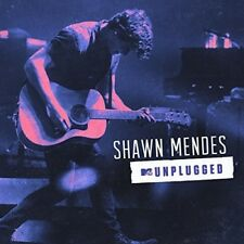 Shawn Mendes Mtv Unplugged  Vinyl 2 LP NEW sealed