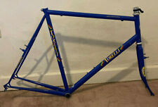 Vintage Torelli Specialissima Cyclocross Frame set 60cm for repair