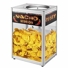 Popcorn Nacho Station Commercial Grade Chip Warmer Countertop Concession Machine