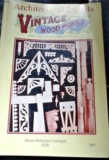 Vintage wood trim designs Architectural Details Master Catalog #20