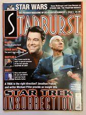 Starburst December 1998 Volume 21 No 4 Issue#244 Magazine Babylon 5 Sleeping