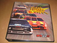 High Gear Wheels 1994 Trading Card Binder Album