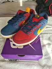 Nike SB Dunk Low PRM Barcelona EU 41 US 8