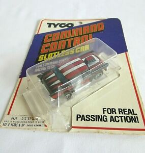 TYCO COMMAND CONTROL SLOTLESS CAR 57 CHEVY BRAND NEW IN BOX RARE FREE POST H1